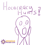 Holacracy hurts