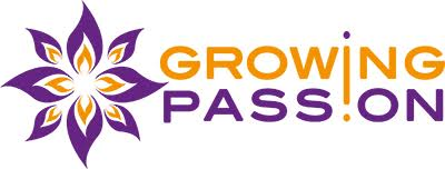 logo growing passion