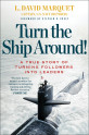 Book cover for Turn the ship around